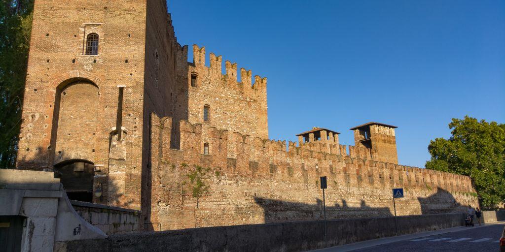 Castello scaligero, Verona