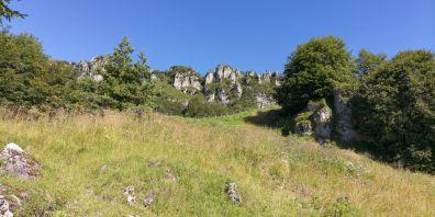 Veduta, Malga Alpo