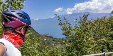 Gargnano e il monte Baldo