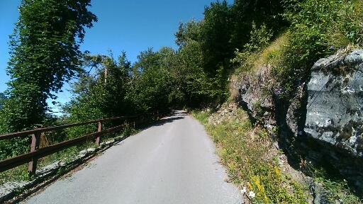 Salita a malga Alpo